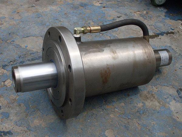 自卸车液压油缸