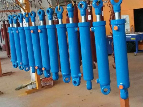 液压辅助油缸压力